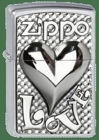 Zippo Love Lighter
