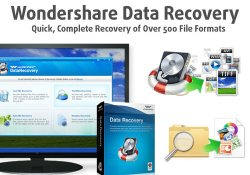 Wondershare Data Recovery 6.6.1.5 Crack