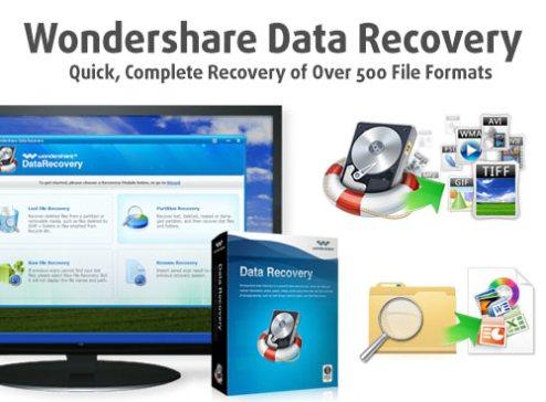 Wondershare Data Recovery 6.6.1.5 Crack