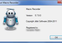 Jitbit Macro Recorder 5.8.1 Crack
