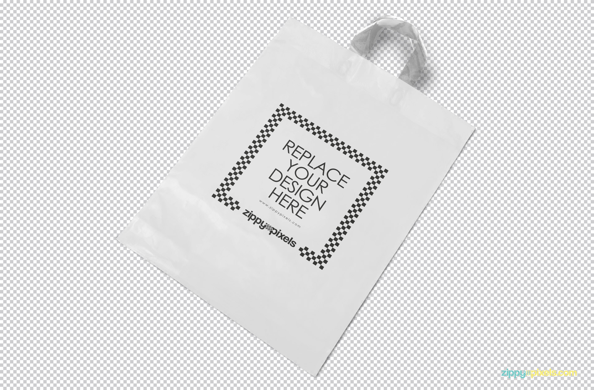 Download free graphic resources for ba…. Polythene Shopping Bag Mockup Free Psd Zippypixels