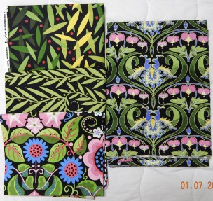 Need to design a quilt for this wonderful fabric