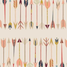 Arrow fabric