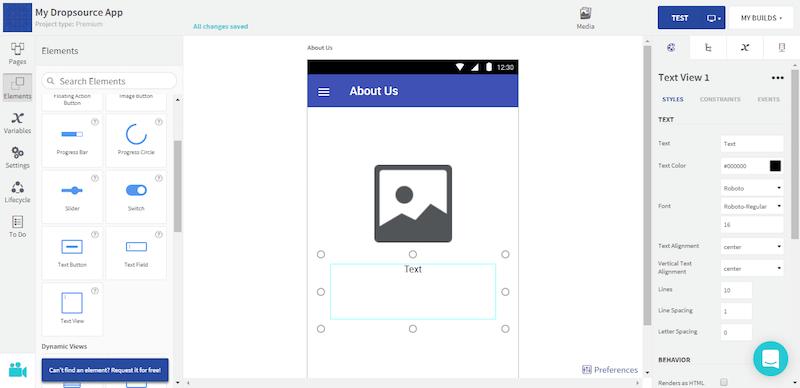 adding elements  - 6 next level mobile app dev 800w opt 1 - Welcome To The Next Level Of Mobile App Development