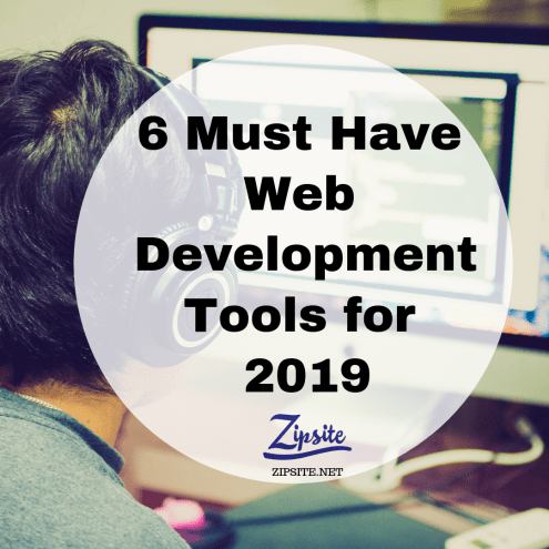6 must have web development tools for 2019
