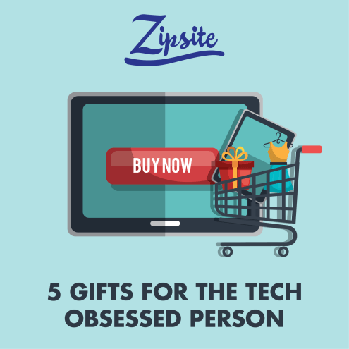 5 Gifts for the Tech obsessed person