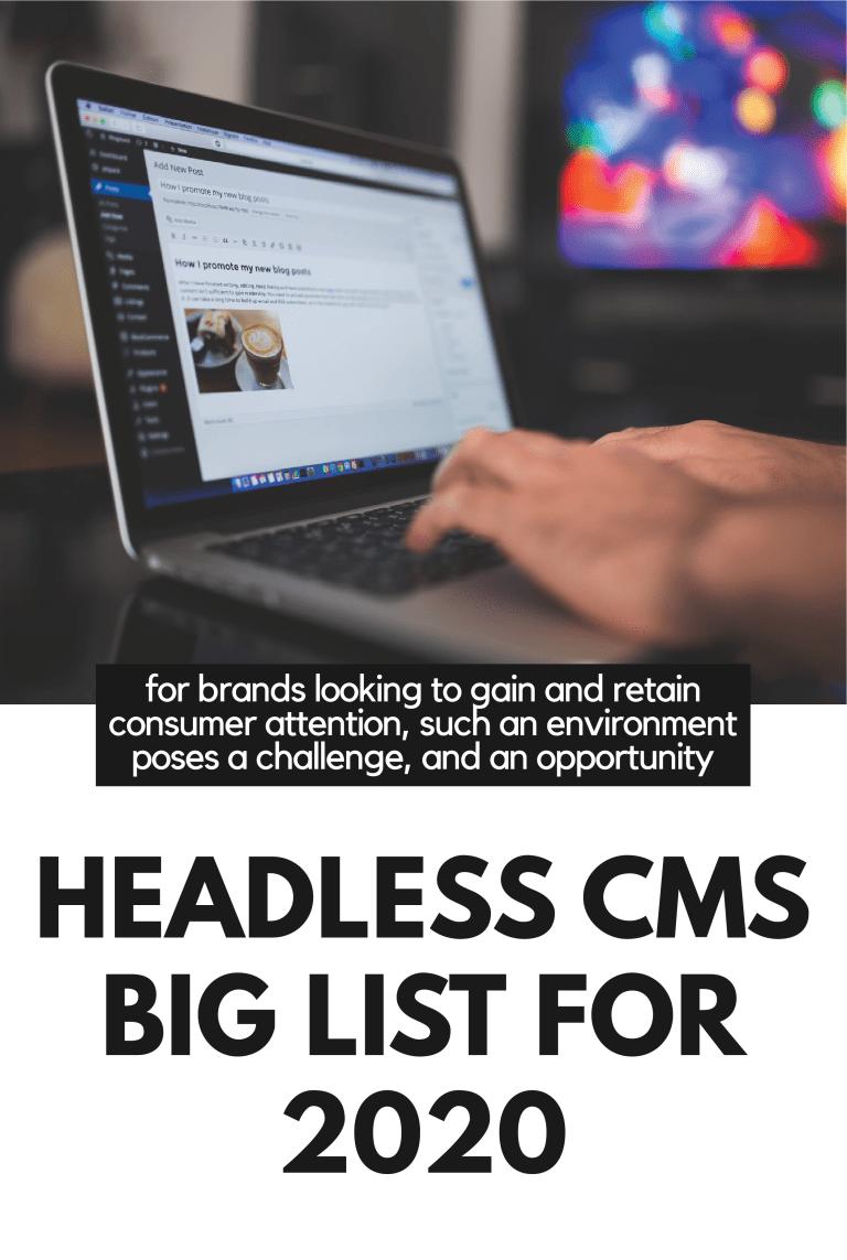 headless ccms  