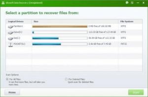 iSkySoft Data Recovery 3.0