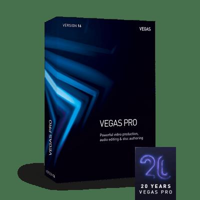 Sony Vegas Pro 17.0 Build 284 + Keygen Latest Version