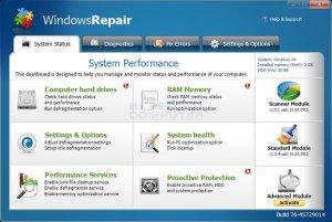 Windows Repair 4.4.4 Crack