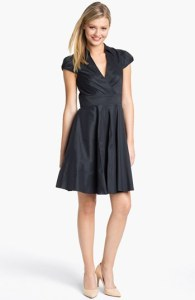 Betsey Johnson Shirtddress Wedding Guest Dress