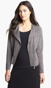 Nic and Zoe Knit Motorcycle Jacket NAS