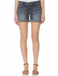 limited denim shorts