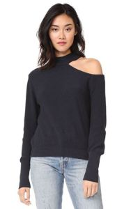 Fifth Label off-the-shoulder cozy sweater