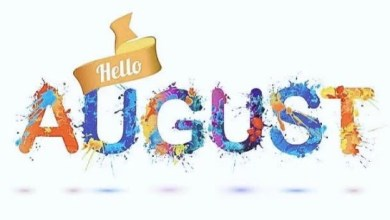 100+ Happy New Month Of August Messages For Friends, Lovers & Loved Ones