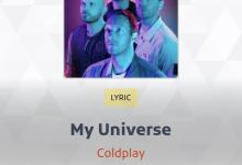 [Hot MP3] Coldplay feat. BTS - My Universe