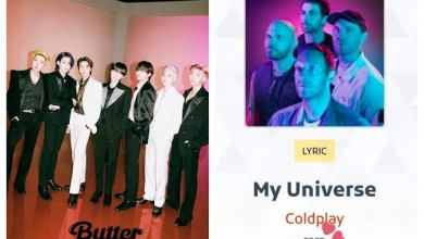 [New Music Alert] Coldplay feat. BTS - My Universe