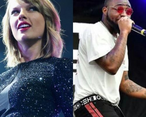 Davido Taylor Swift