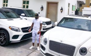 Nigerian artistes expensive cars