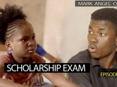 Mark Angel Scholarship Exam