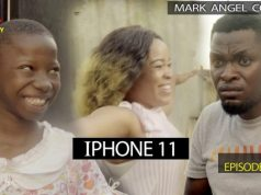 Mark Angel IPhone 11