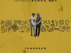 M.anifest Burna Boy Tomorrow