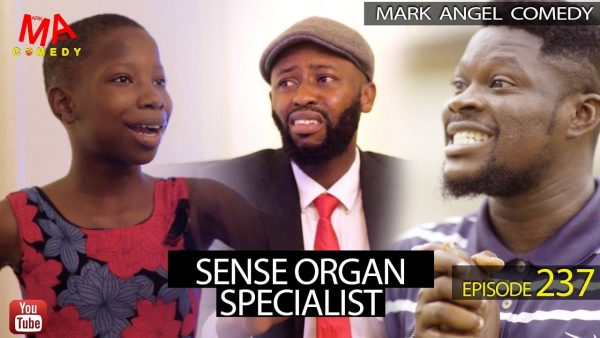 Mark Angel Comedy Sense Organ Specialist
