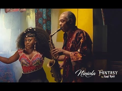 Niniola Fantasy video