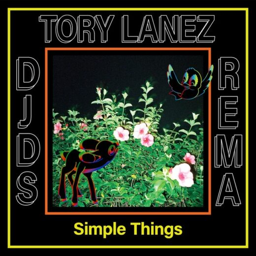 DJDS Rema Tory Lanez Simple Things