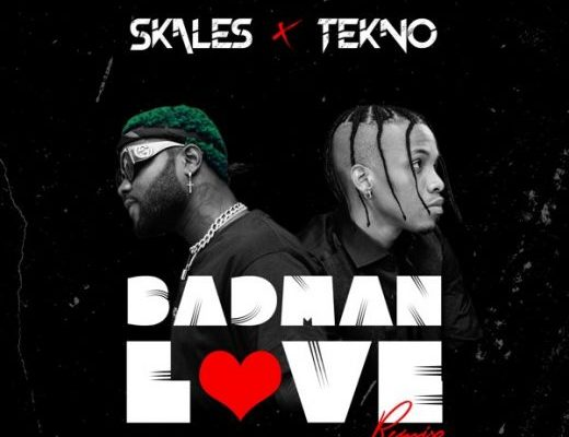 Skales - Badman Love (Remix)