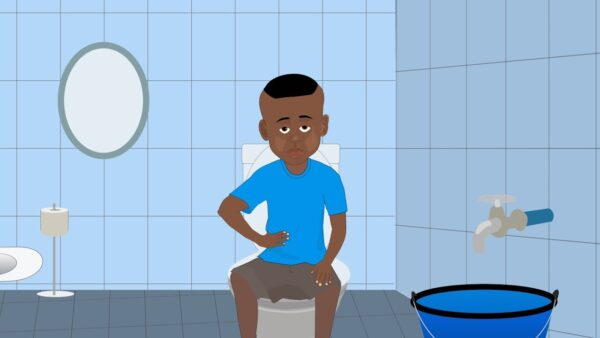 UG Toons - I Was Sitting In The Toilet