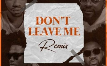 Josh2funny - Don't Leave Me Remix instrumental
