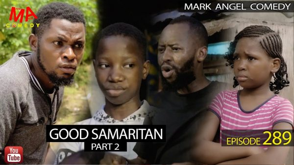 Mark Angel Comedy Episode 289 - Good Samaritan Part 2