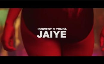 Idowest Yonda Jaiye video