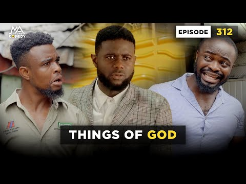 Mark Angel Comedy Things Of God