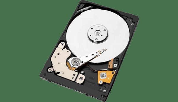 Ремонт компьютера: жёсткий диск