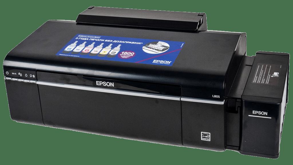 Принтер для фотопечати Epson L805
