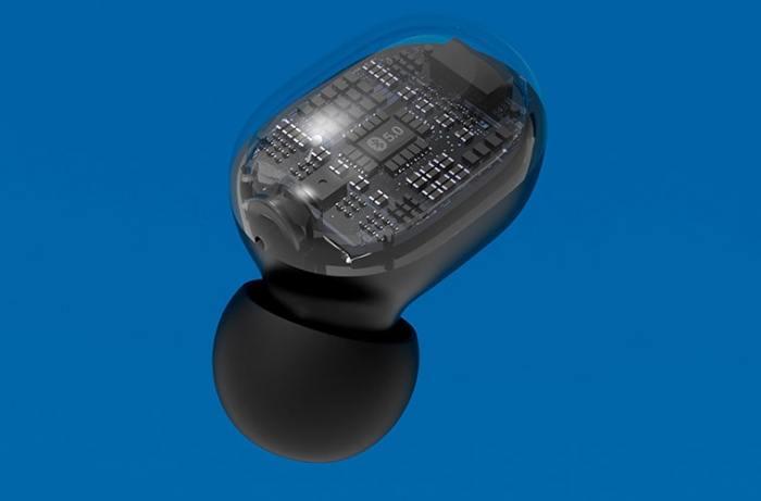 Беспроводные Bluetooth наушники вкладыши Haylou GT1