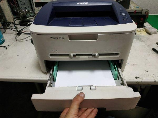 Xerox 3140 - лоток
