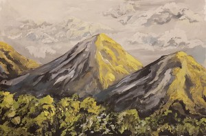 Gold mountains (large)