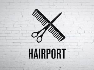 Hairport Logo
