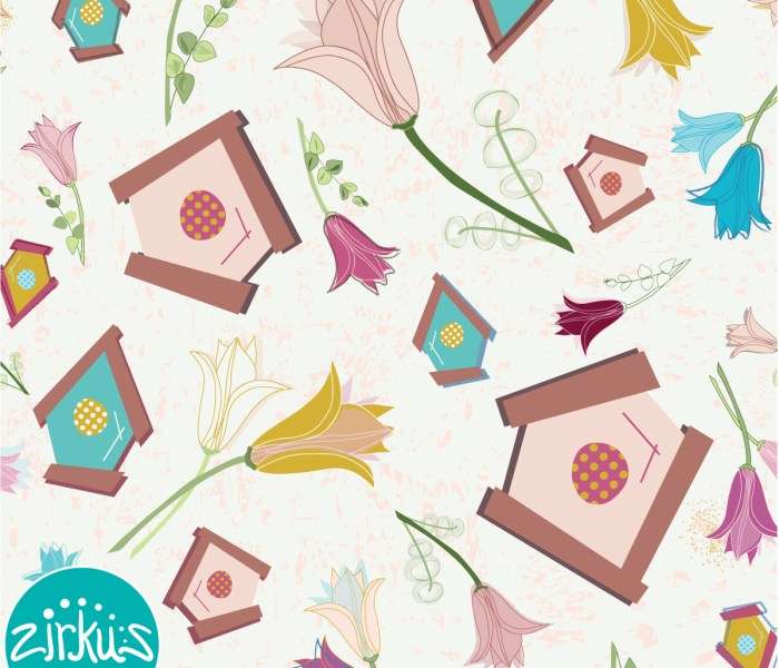 New Pattern Design: Emma Woodhouse