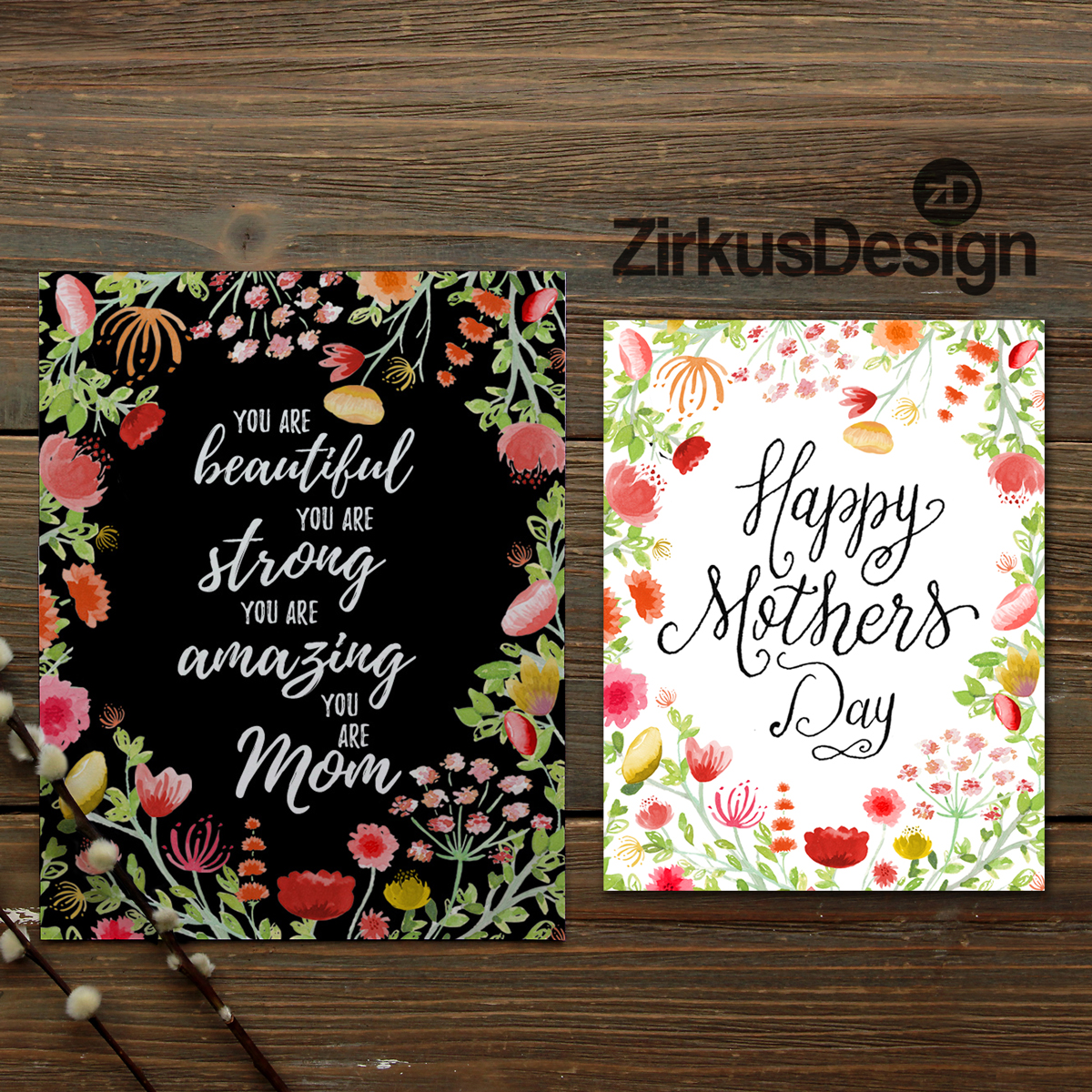 Zirkus Design // Blueprint NYC 2019 Recap + Lessons from a First-Time Attendee // Mother's Day Greeting Cards