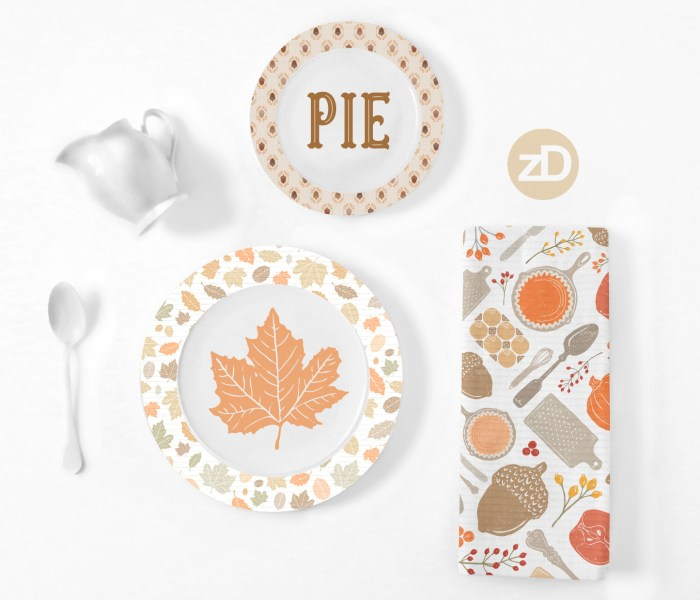 Thankful for YOU! – New Collection + Printable Thanksgiving Card Freebie