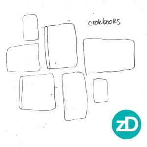 Zirkus Design | Sing for Your Supper: A Modern Farmhouse Pattern Design - Initial Sketch (Cookbooks)
