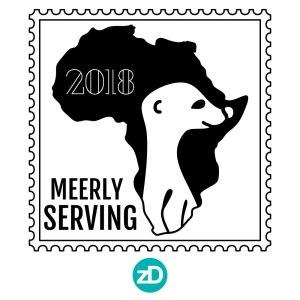 Zirkus Design | Stick 'Em Up: Sticker Design for a Good Cause - Africa Meerkat Sticker Missions Trip