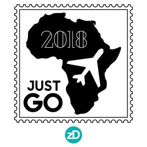 Zirkus Design | Stick 'Em Up: Sticker Design for a Good Cause - Africa Travel Airplane