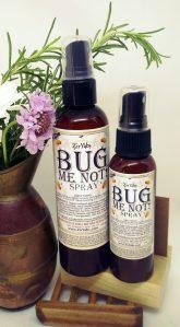 Shws the Bug Me Not Spray