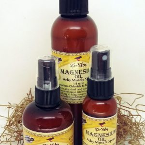 Magnesium Oil for Achy Muscles