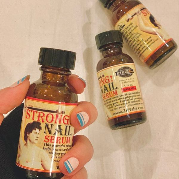 Strong Nail for beautiful nails